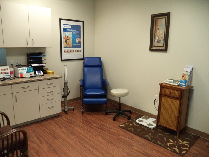Premiere Center for Cosmetic Surgery consultation room
