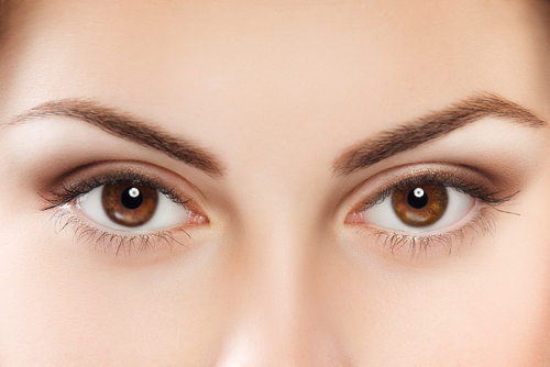 image of female brown eyes-img-blog