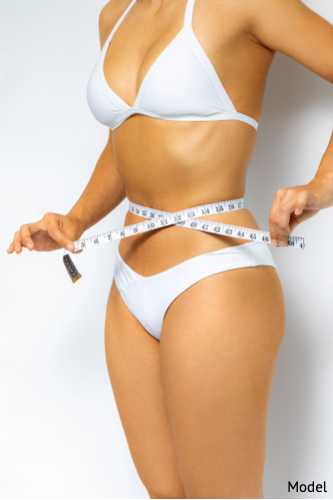 Cosmetic fat reduction allows you define your body contours.